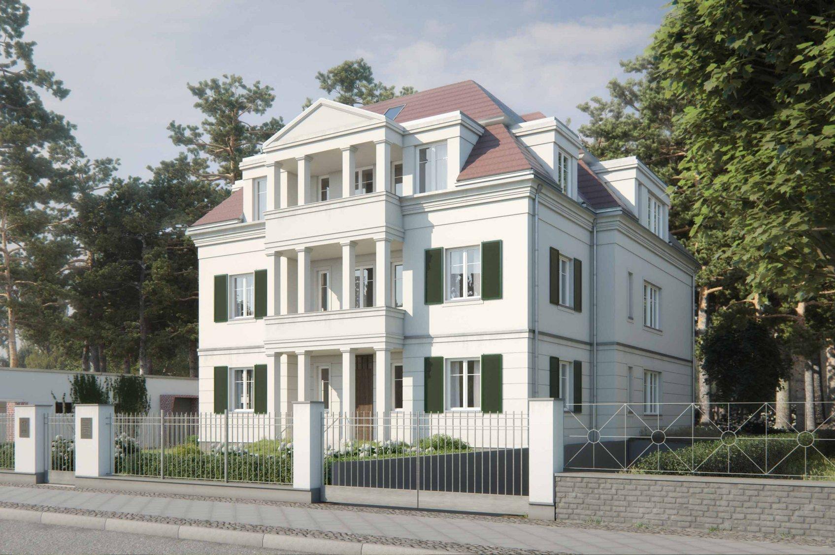 Eigentumswohnung Zehlendorf Villa Endestraße 17